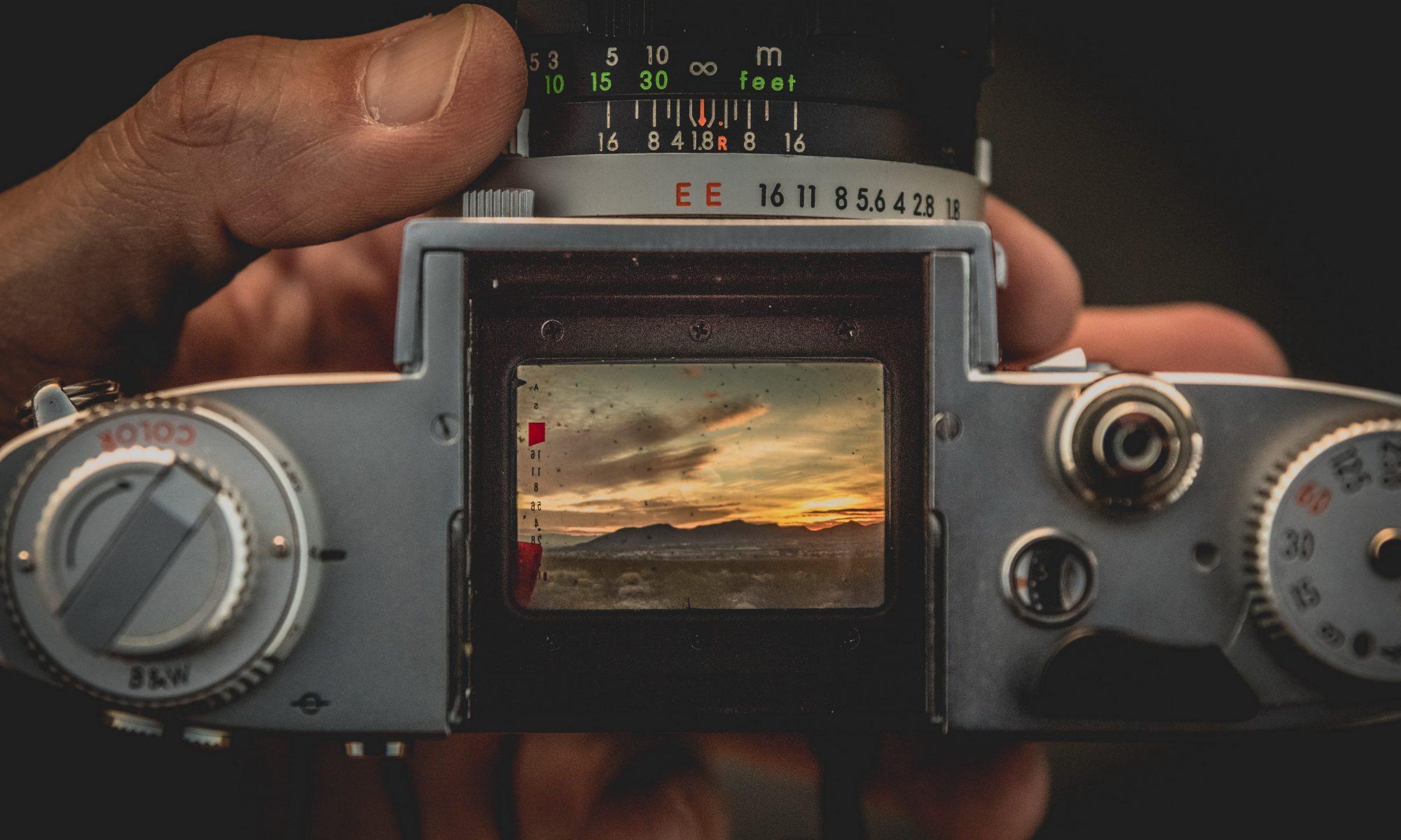 Camera Design Stammtisch