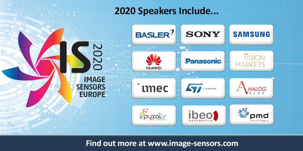 Image Sensors Europe 2020